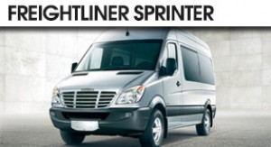 Freightliner Sprinter Seating