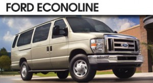 Ford Econoline Seating
